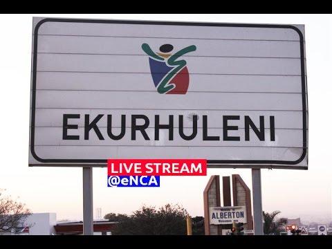 Ekurhuleni Council elects new mayor