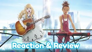 Carole & Tuesday (キャロル&チューズデイ Kyaroru & Chūzudei) Episode 2 Reaction & Review