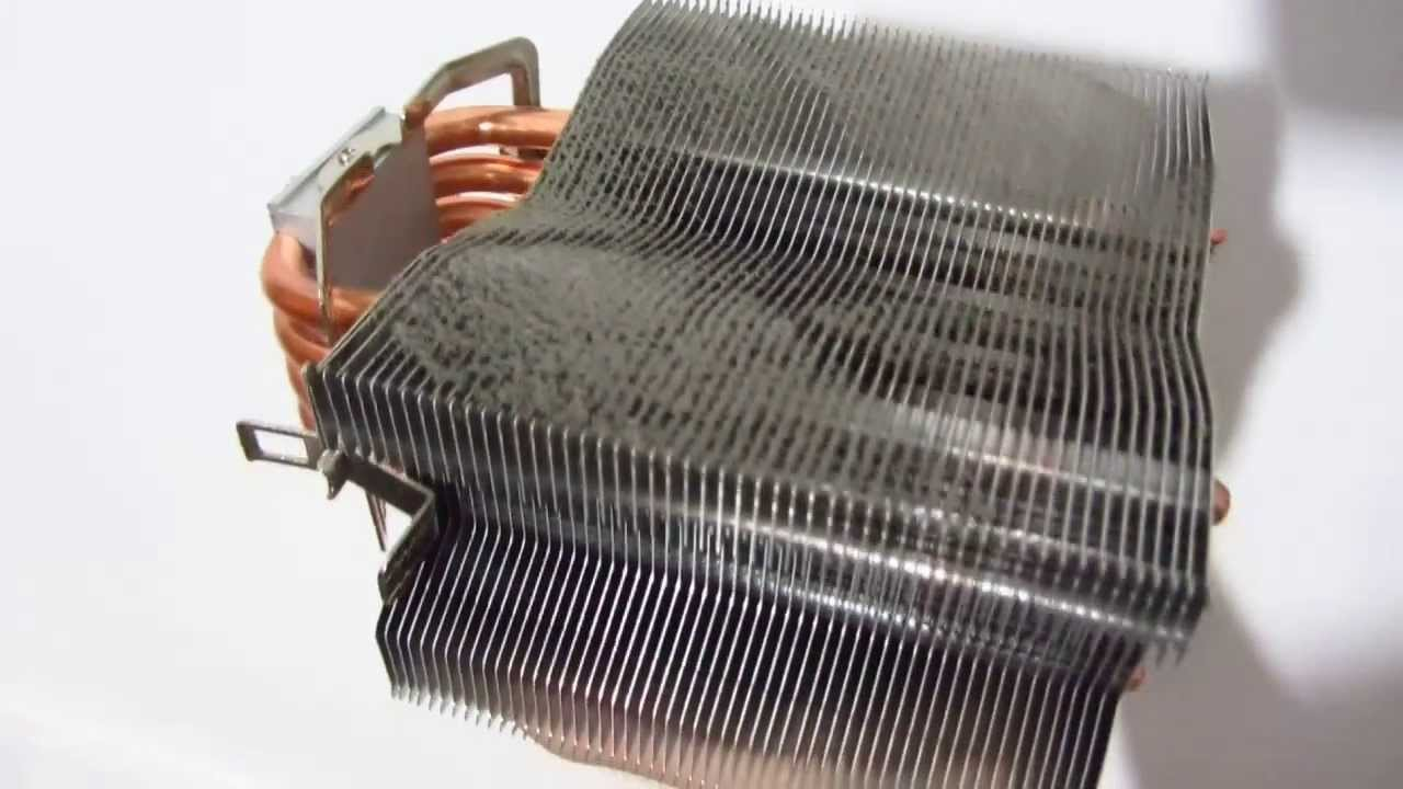 how to clean dust out of cpu heatsink
