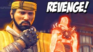 "SCORPION GETS HIS ULTIMATE REVENGE! - Mortal Kombat X: Story Mode ""Scorpion"" (Chapter 9)"