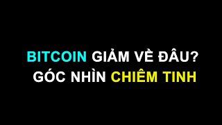 #211: Bitcoin giảm về đâu, đảo chiều thời gian nào theo chiêm tinh   Minh Thắng Tradecoin