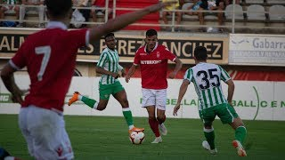 Highlights: Real Betis 1-0 Forest