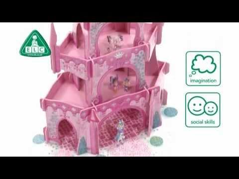 elc fairy castle instructions