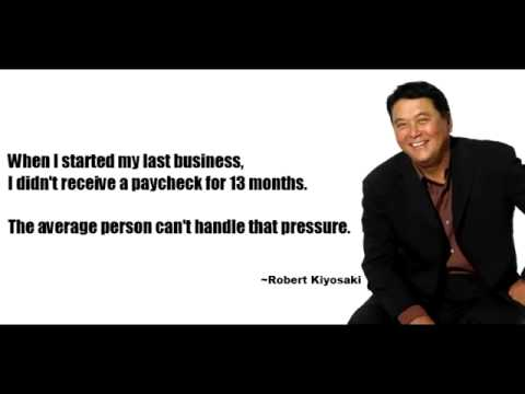 Robert Kiyosaki Rich Dad, Poor Dad Bonus Part 3