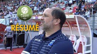 AS Nancy Lorraine - AJ Auxerre ( 2-1 ) - Résumé - (ASNL - AJA) / 2017-18