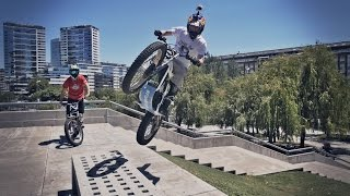 RIDE THE WORLD - BUENOS AIRES ELECTRIC TRIAL SESSION