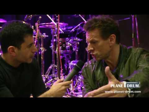 Thomas Lang - Miking a drumset - part 1