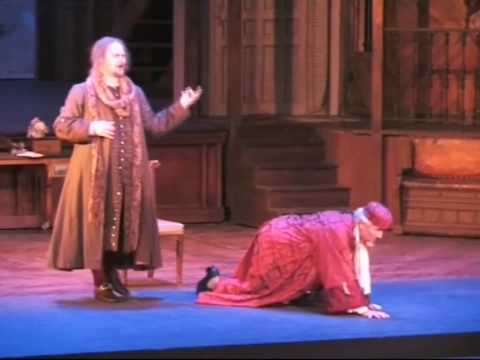 "Dmitry Ulyanov - Aria of Don Basilio (G. Rossini ""Il Barbiere Di Seviglia"")"