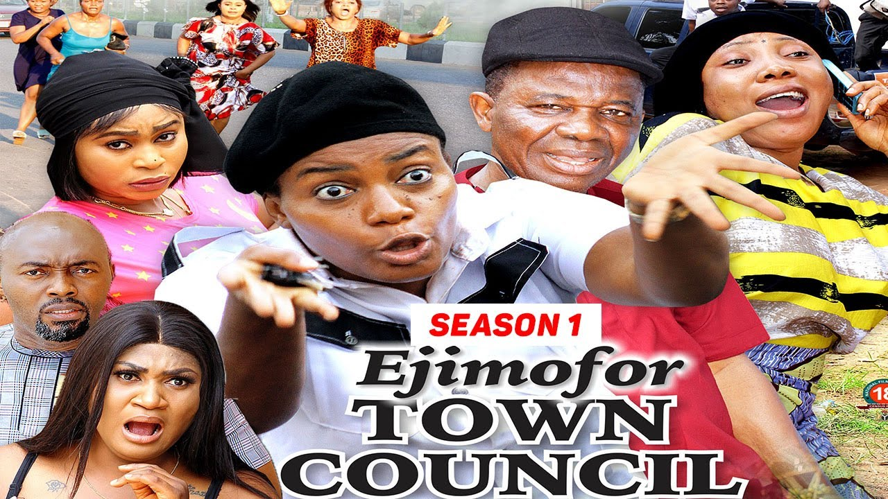 EJIMOFOR TOWN COUNCIL (SEASON 1) {TRENDING NEW MOVIE} - 2021 LATEST NIGERIAN NOLLYWOOD MOVIES