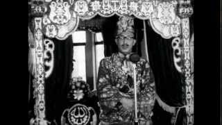 Brunei Celebrates - Malayan Film Unit documentary news reel, 1958