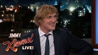 Logan Paul on Doing Dumb Things & His