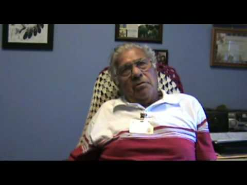 Junior Cook, Traditional Medicine Specialist, Mohawk Nation