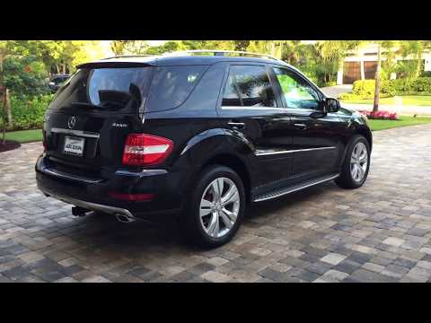2009 Mercedes-Benz ML350 4Matic for sale by Auto Europa Naples