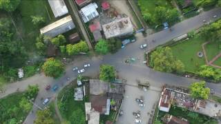 DIKHOW: NEVER SEEN BEFORE AERIAL FOOTAGE | SIBSAGAR, ASSAM