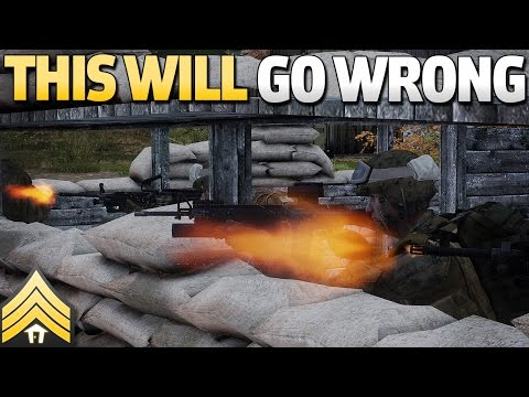 This will go wrong — ShackTac Arma 3