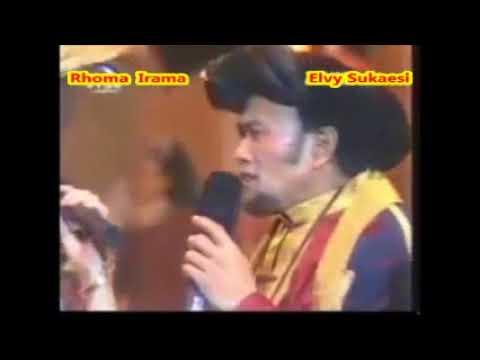 4 Lagu Rhoma Irama & Elvy Sukaesih : Hello Heloo, Ke Monas, Joged, Rambate Rata Hayo - 1,045