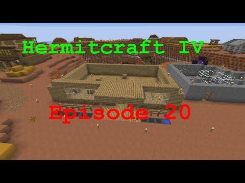 Hermitcraft 4 Ep20 A Saloon ish Thing