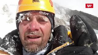 Polak przeżył zejście dwóch lawin na K2. Miał szczęście - Rafał Fronia - Sektor Gości 84, cz. 1/5
