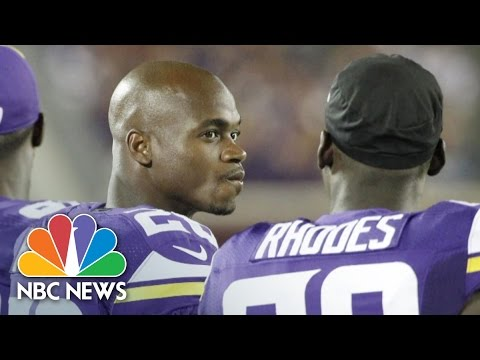 Adrian Peterson Arrested For Child Abuse | NBC News