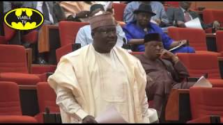 FULL VIDEO : Why Senator Omo-Agege Was Suspended For 90 Days By Senate