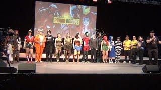 LBM/MCC 2018, Sonntag - Superhelden-Wettbewerb