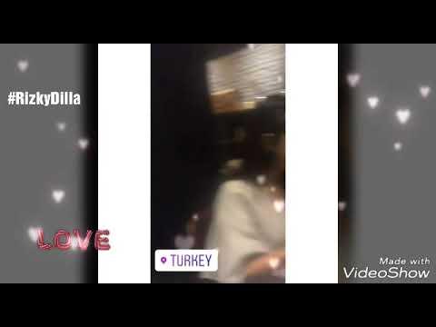 Video Kedekatan Rizky Febian Dan Dilla Hartono 😱