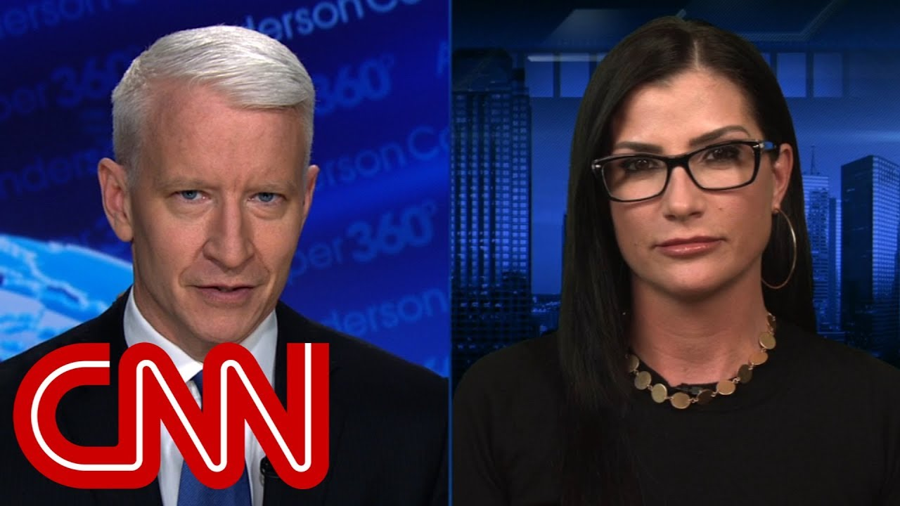 Cooper challenges NRA spokesperson: What if Obama made these claims? #1