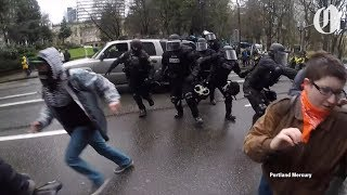 Portland police hit with 6 lawsuits alleging excessive force during protests