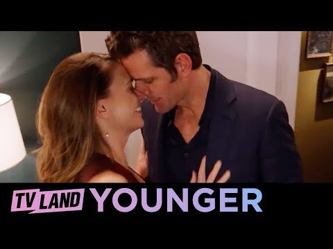 'Liza & Charles' Love Scene' Ep. 8 BTS | Younger Season 5 Insider