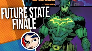 Future State: End Of Batman, Red Hood, Aquaman, Suicide Squad - Complete Story #10 | Comicstorian
