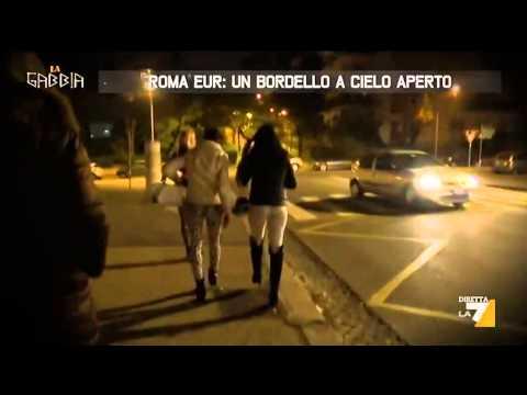 Roma EUR: un bordello a cielo aperto
