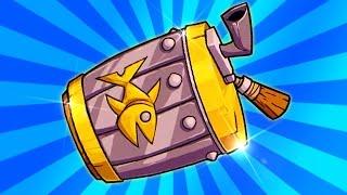 БОЧКА С СЕКРЕТОМ!  ► Viking Squad |2|