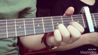 Thèm Yêu - Vicky Nhung | Acoustic Guitar Cover