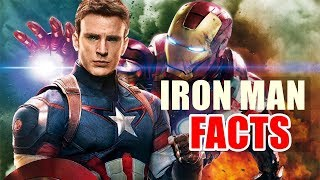 Jarvis Can Beat Captain America ? | Facts About IRON MAN IN HINDI