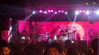 shivaji college fest 2013 neeraj shridhar aai pappi