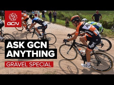 Ask GCN Anything About Cycling | Gravel Special
