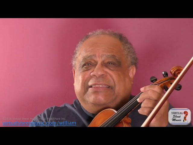Learning never ends - Violin Lesson