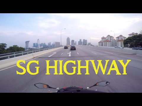 TPE/ECP/KPE • Singapore highway 2015 • GOPRO