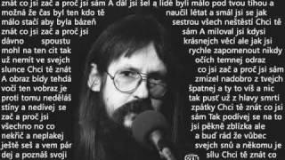 Petr Kalandra - Chci tě znát
