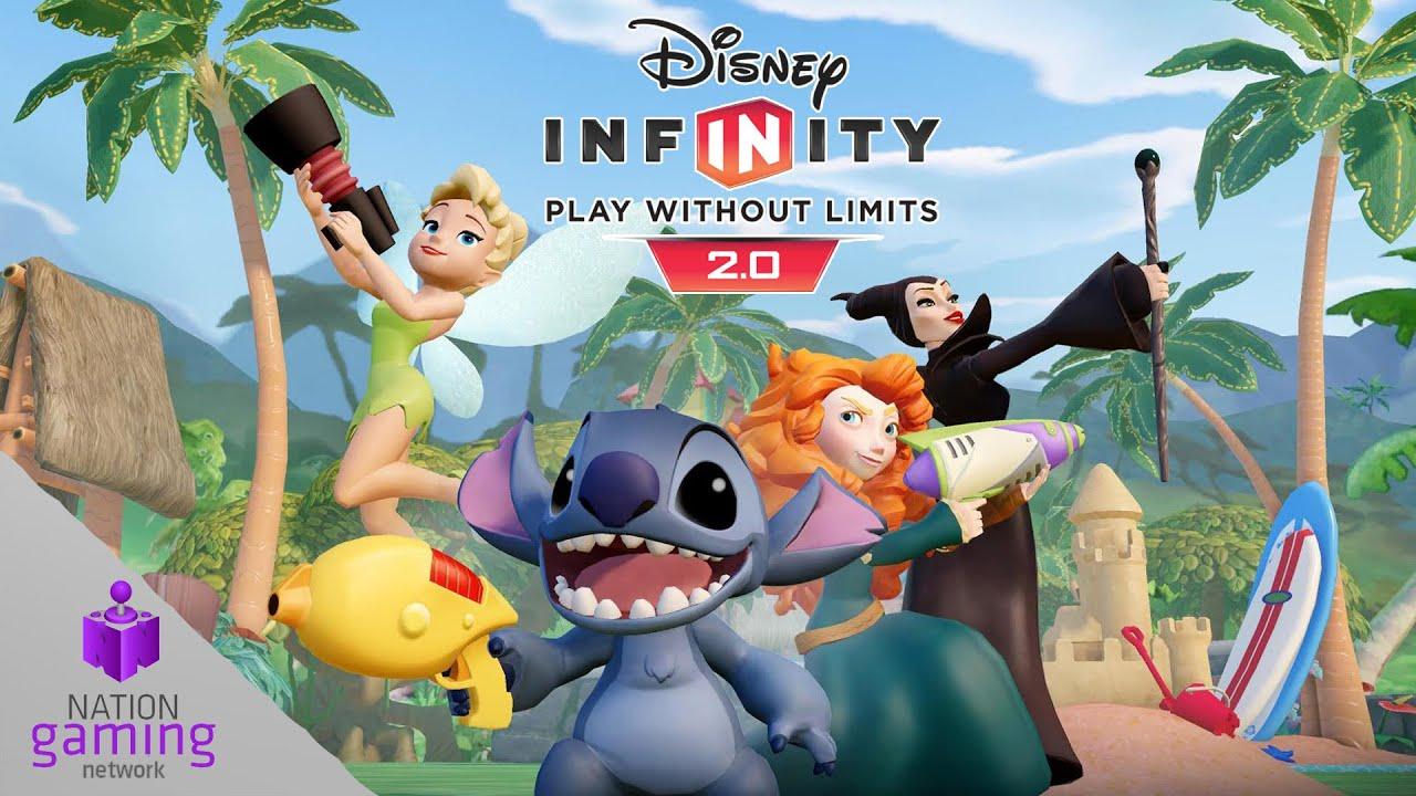 Disney Games For Ps4 : Descubriendo los modos de juego disney infinity