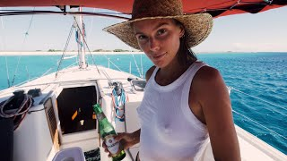 She told me we're NEVER LEAVING!! | Ep 56 | Sailing Merewether