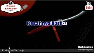 Karaoke Rita Sugiarto - Mati Lampu