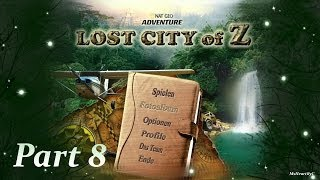 Lost City of Z ♥ Let
