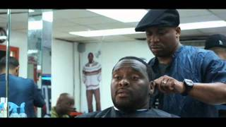 "Before I Self Destruct - ""Barbershop Drive-By"" Scene"