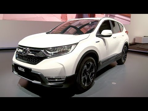 Honda 2017 Frankfurt Motor Show Press Conference