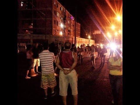 Protestas en La Vega, Caracas noche del 27 Dic 10PM (Info completa en la Descripción)