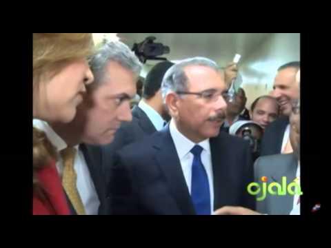 Ojalá, Santiago Avanza a Pasos Firmes. 20 Agosto 2015