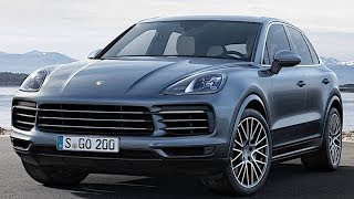 All-new 2019 Porsche Cayenne Review--ALMOST PERFECT