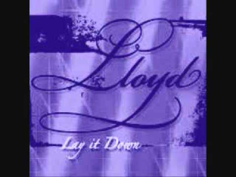 Lloyd  Lay It Down Chopped and Screwed