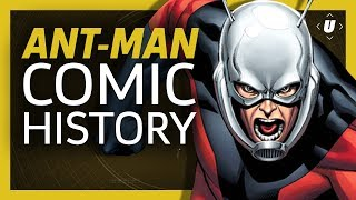 The Comic Book History Of Ant-Man | Ant-Man And The Wasp